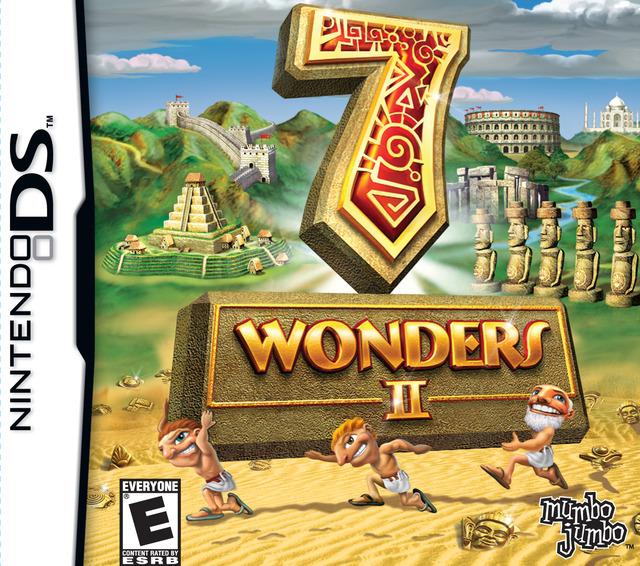 Wonders II [EU]