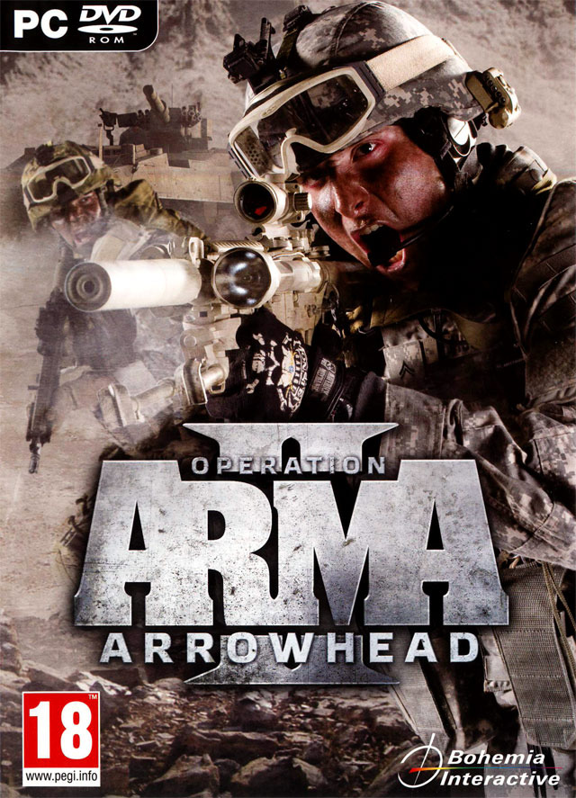 ArmA II : Operation Arrowhead [French PC DVD]