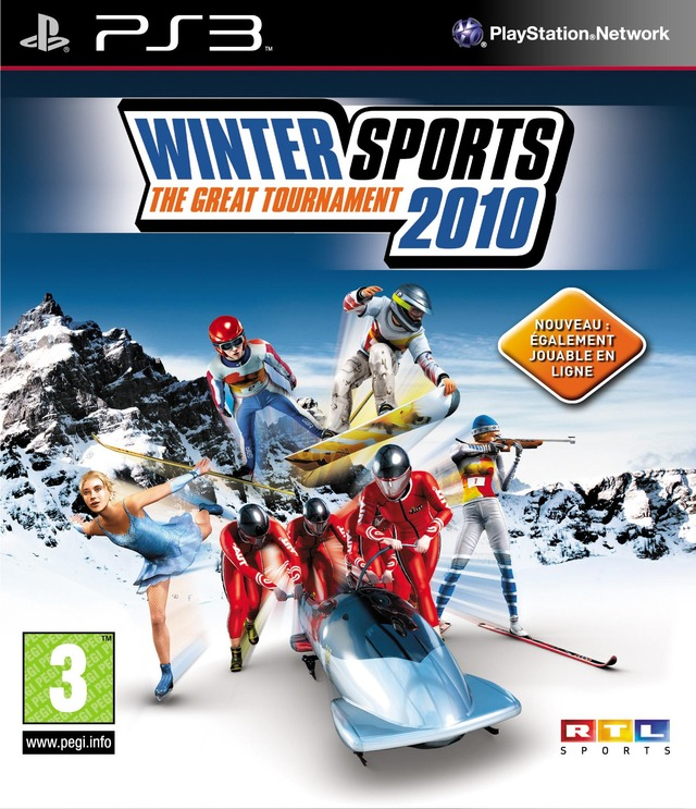 Winter Sports 2010 : The Great Tournament [Sport][PS3] nouveau lien
