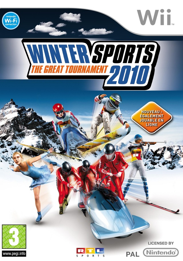 Winter Sports 2010 The Great Tournament Pal Multi 5 French preview 0