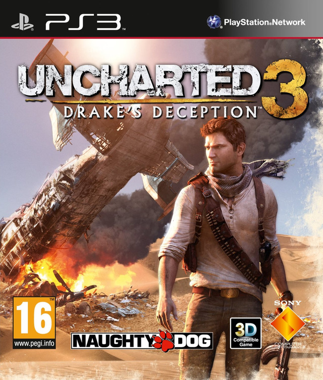 [MULTI] Uncharted 3 PS3-DUPLEX