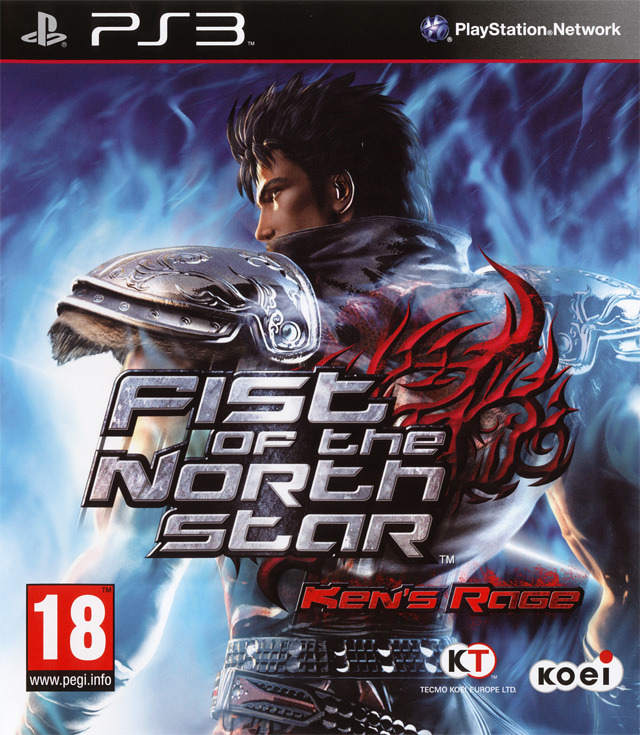 Fist Of The North Star : Ken's Rage Sur PlayStation 3