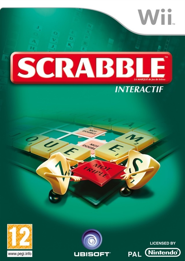[MU] Wii - Scrabble Interactif [PAL] [Wii]