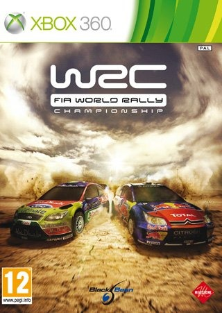 wrc sur xbox 360. Black Bedroom Furniture Sets. Home Design Ideas