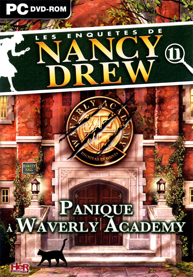 Les Enquêtes de Nancy Drew : Panique à Waverly Academy [PC|ISO] [FRENCH] [FS] [US]