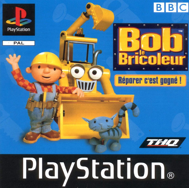Bob le bricoleur r parer c 39 est gagn sur playstation - Paroles bob le bricoleur ...