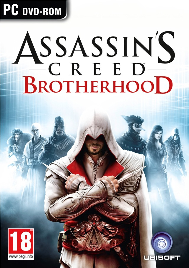 Assassin's Creed : Brotherhood+Crack Skidrow+Bonus DVD [FS]