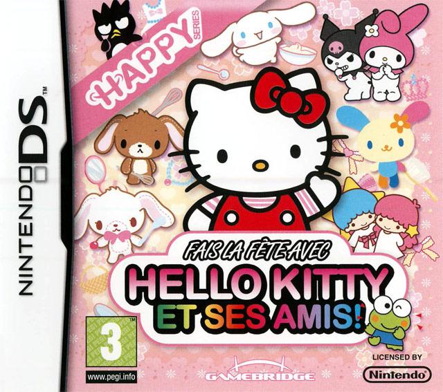 Fais la fête avec Hello Kitty et ses Amis!  (E) [US]
