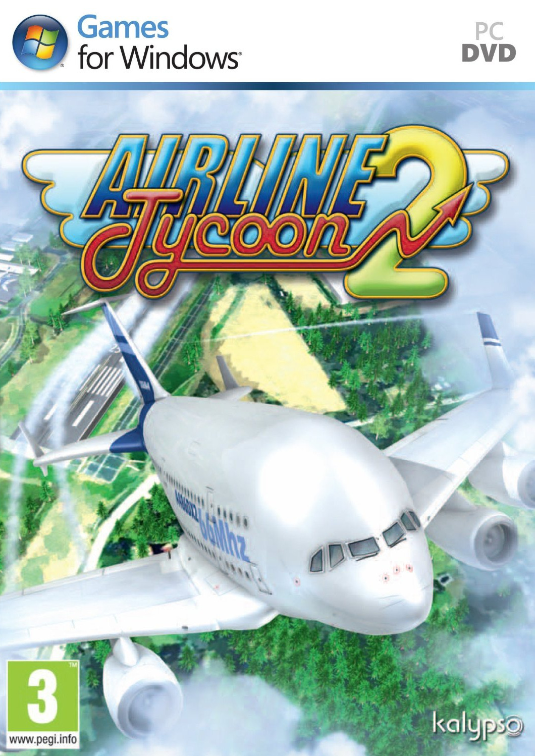 Airline Tycoon 2 Gold Edition [PC] [MULTI]