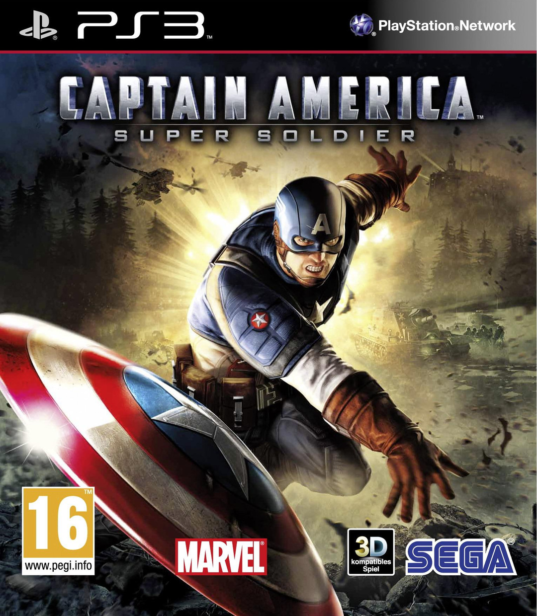 [MULTI] Captain America Super Soldier EUR PS3-ABSTRAKT