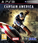 Captain America : Super Soldat (PS3)