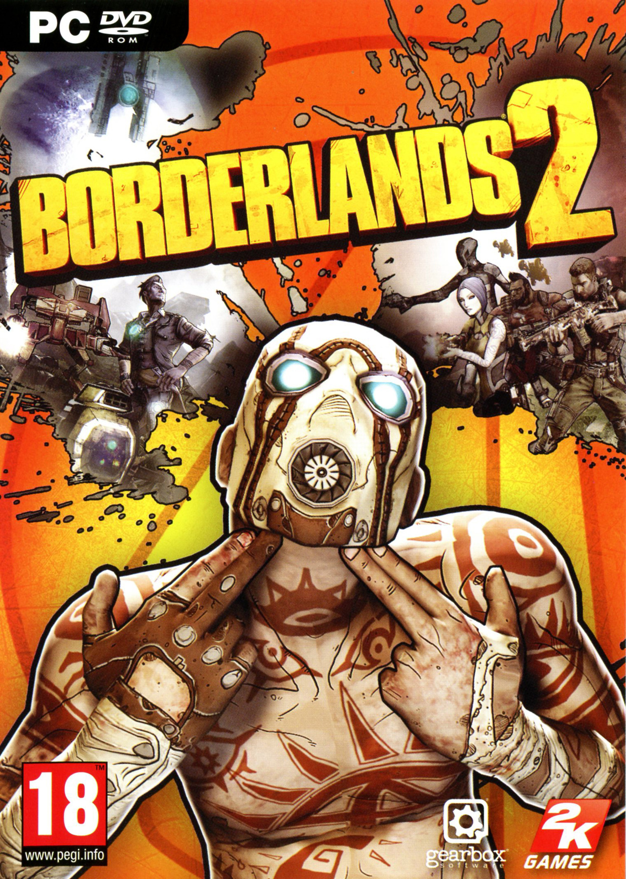 Borderlands 2 sur PC - jeuxvideo.com Borderlands
