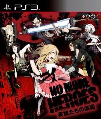 No More Heroes : Heroes' Paradise [UD]