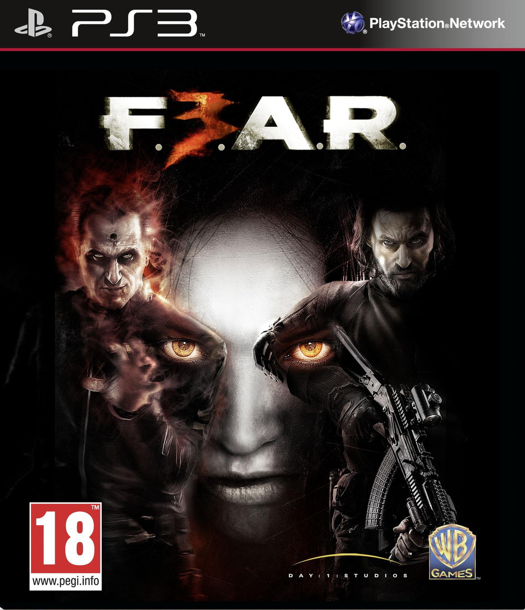 F.3.A.R [PS3] [FS] (Exclue)