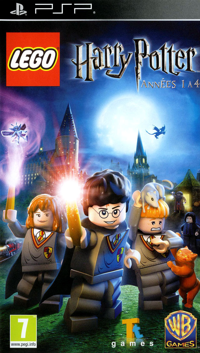 Lego Harry Potter Years 1 4 (LEGO Harry Potter : Années 1 à 4)