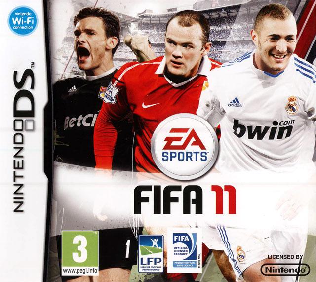 FIFA 11 MULTILANGUE NDS