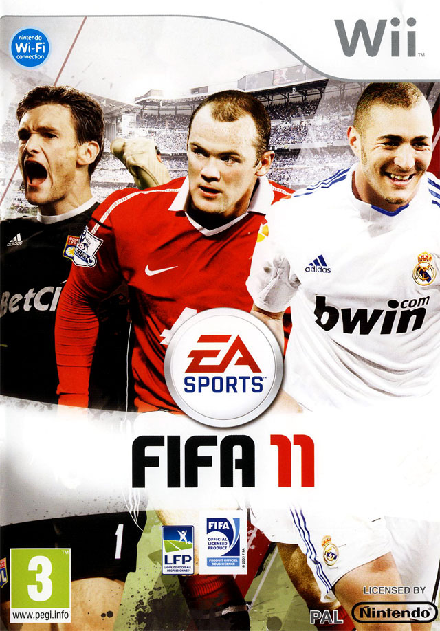 FIFA 11 [PAL][Exclue][Fs]