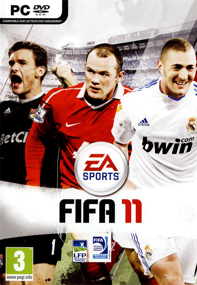 FIFA 11 FRENCH  [Exclue][Fs]