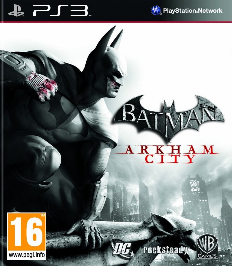 Batman Arkham City  [PS3] [FS][WU]