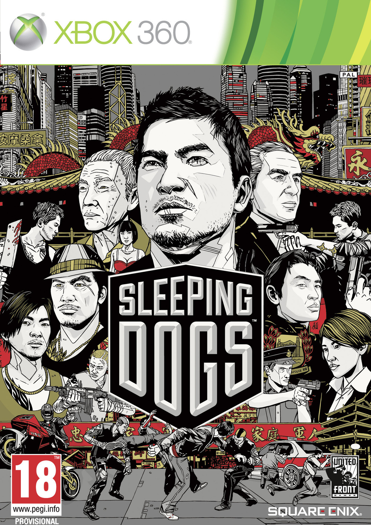 Sleeping Dogs NTSC XBOX360 [MULTI]