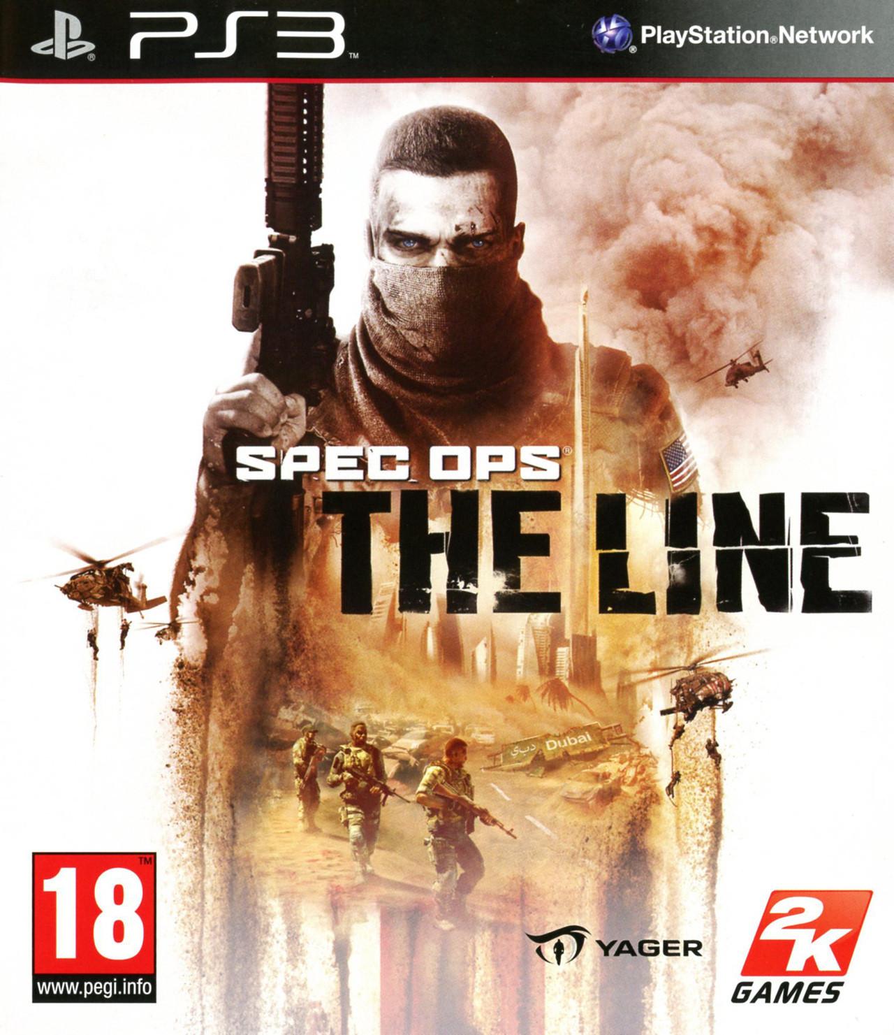 Spec Ops : The Line sur PlayStation 3 - jeuxvideo.com