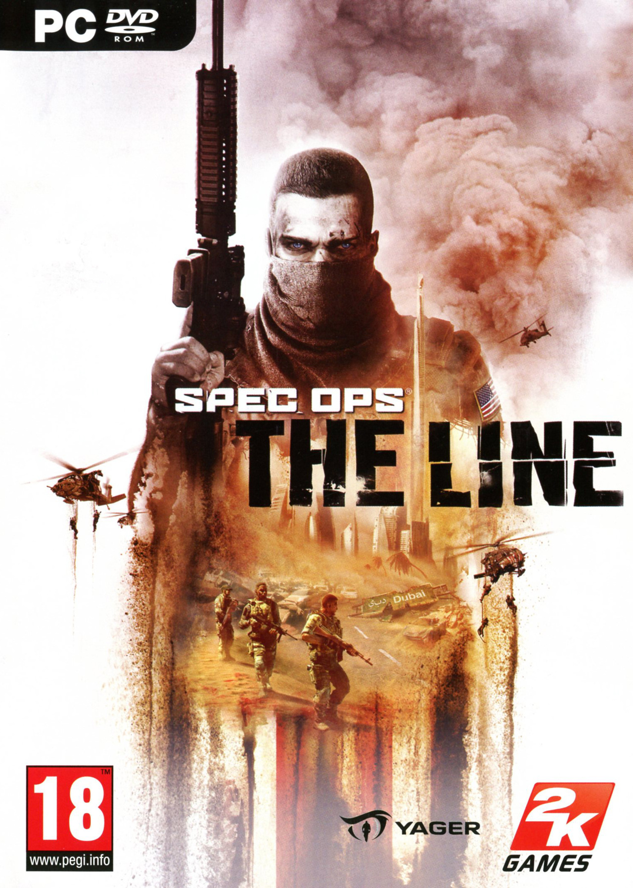 Spec Ops: The Line Black Box [REPACK] [MULTI]