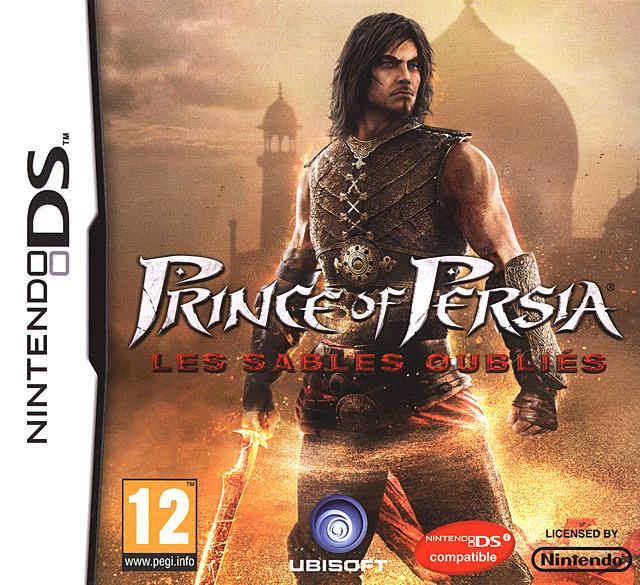 Prince of Persia : Les Sables Oubliés DS