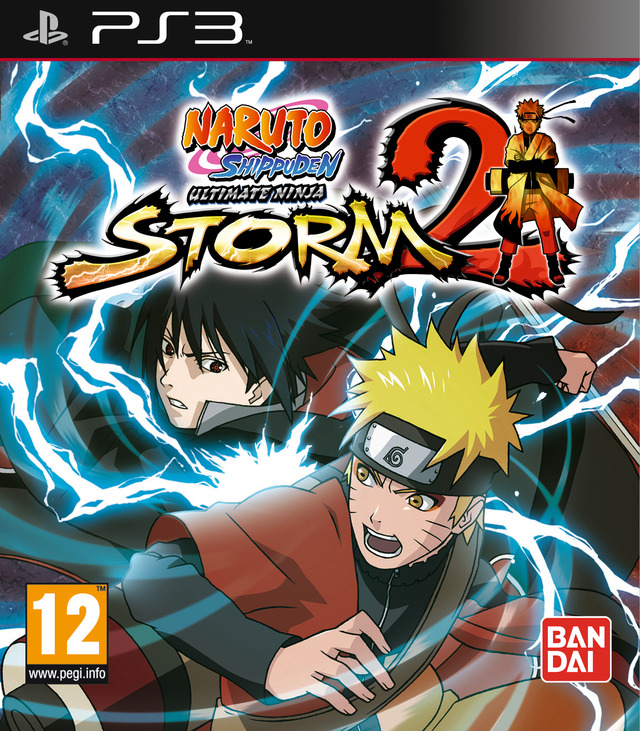 [Multi] Naruto Ultimate Ninja Storm 2 EUR JB PS3-RiOT