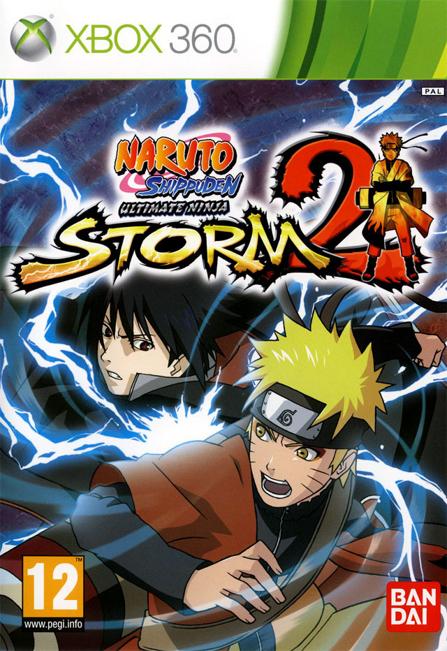 Naruto Ultimate Ninja Storm 2 PAL XBOX360 [FR] [MULTI6] (Exclue) [RE-UP] [FS]