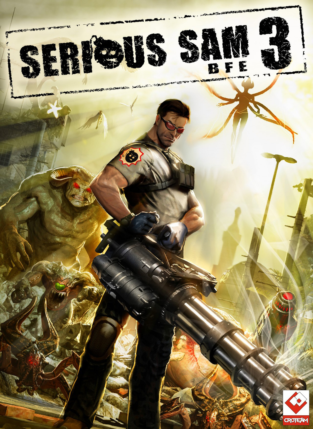 Serious Sam 3: BFE + Crack [Multi8] [FS][US]
