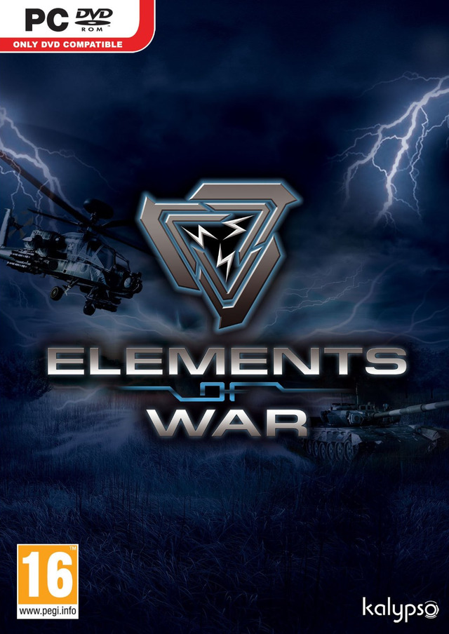 Images Elements of War Online PC - 1