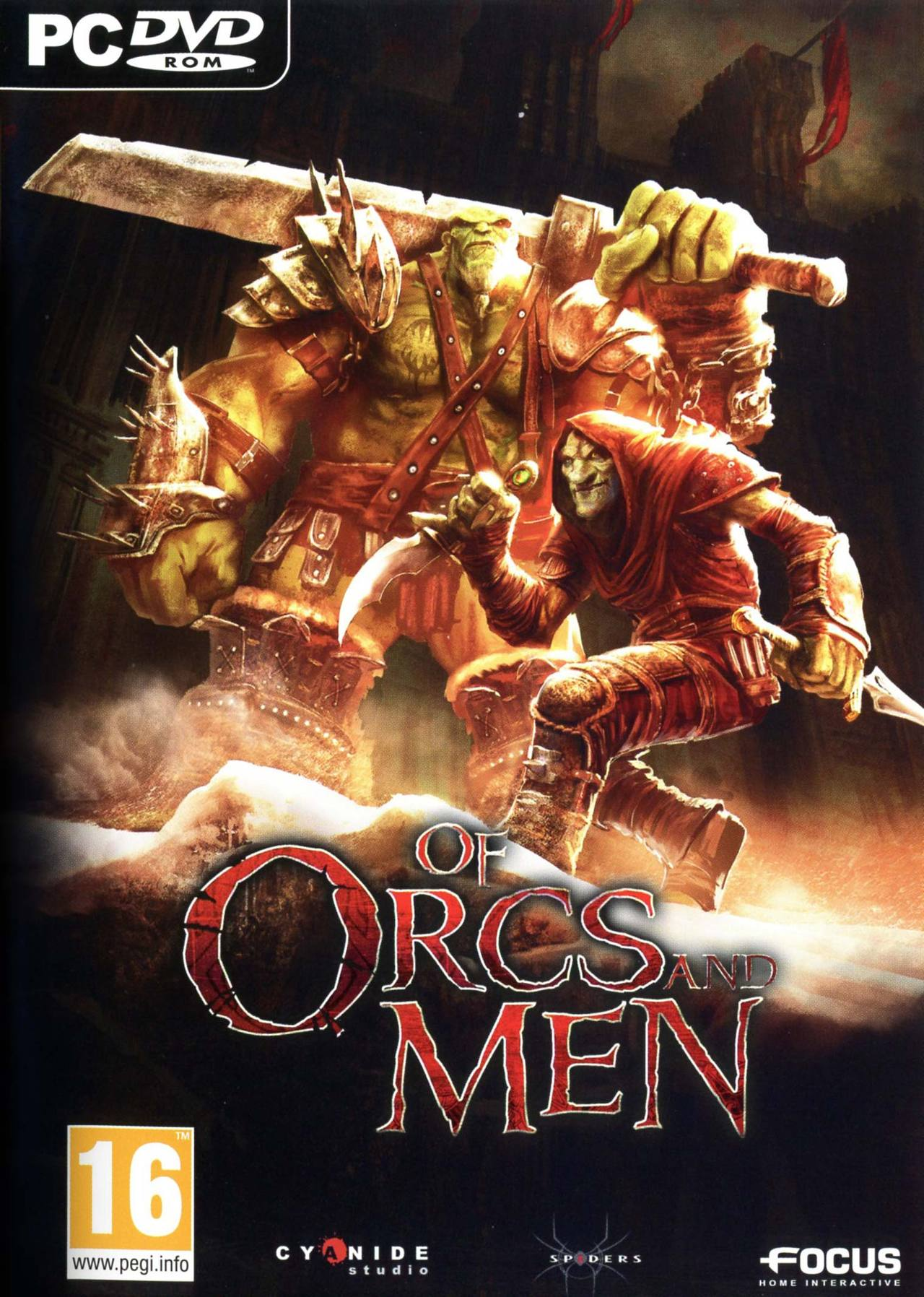 Of Orcs and Men [MULTI]