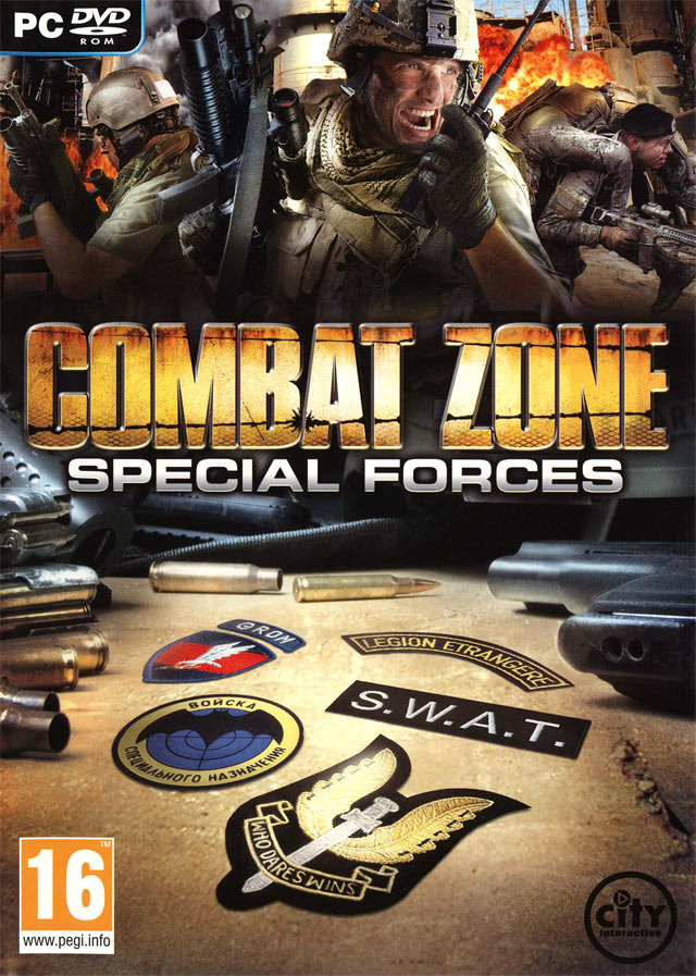 Download / Télécharger Combat Zone : Special Forces pc