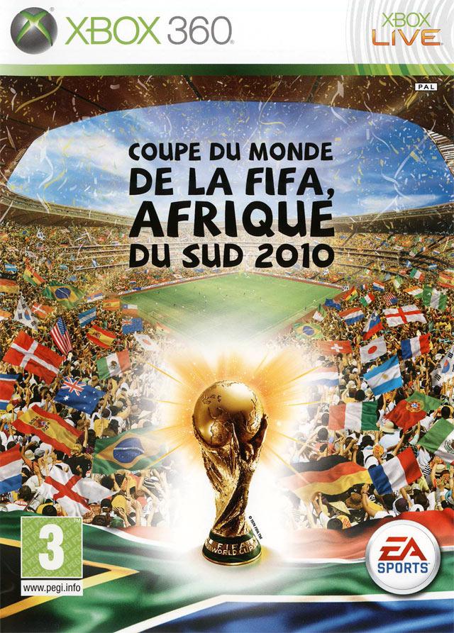 Jeu vid o coupe du monde de la fifa afrique du sud 2010 - Coupe du monde 2010 lieu ...