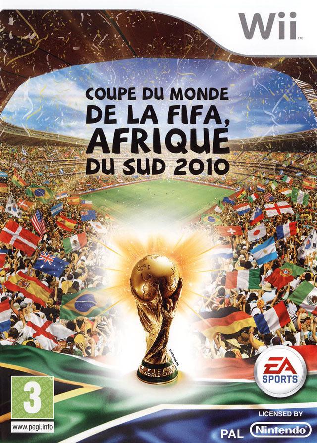 [MU] Wii - Coupe du Monde de la FIFA - Afrique du Sud 2010 [PAL] [Wii]