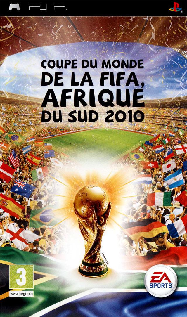 Coupe du monde de la fifa afrique du sud 2010 sur playstation portable - Coupe du monde foot afrique du sud ...