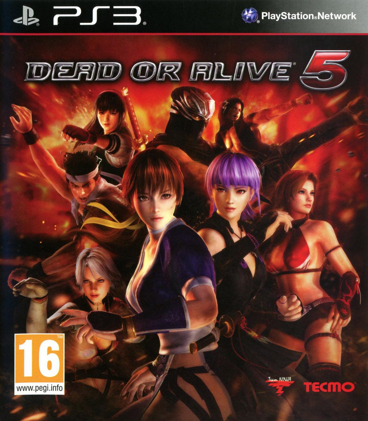 Dead or Alive 5 sur PlayStation 3 - jeuxvideo.com