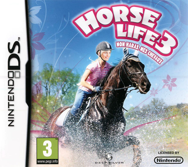 Horse Life 3 : Mon Haras, mes Chevaux [NDS]