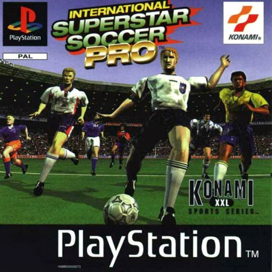 international superstar soccer 1: