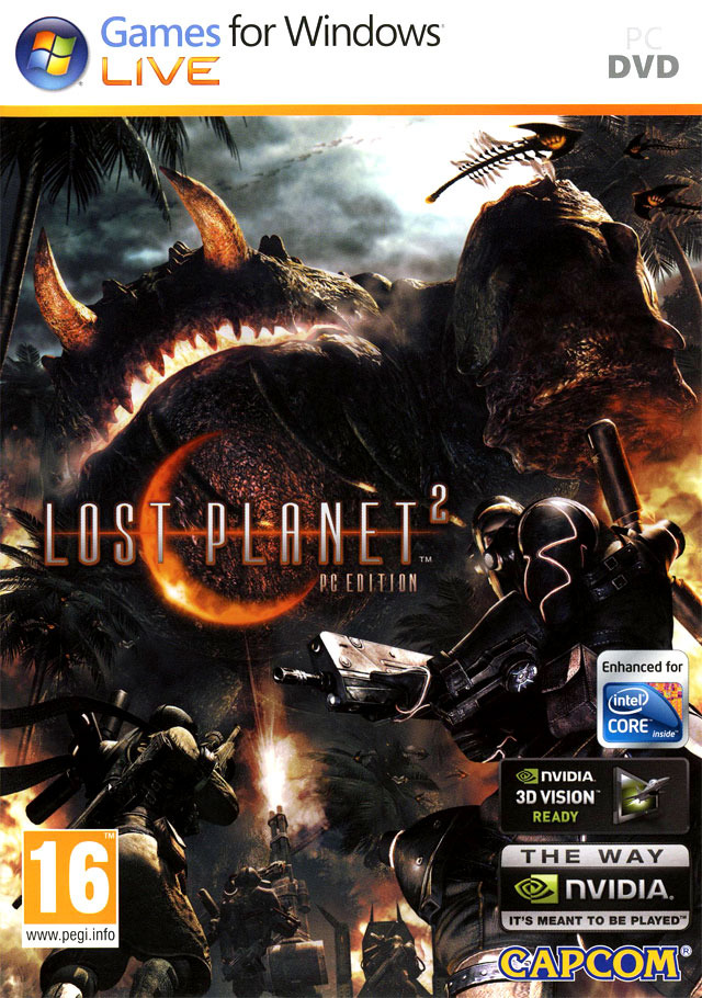 Lost Planet 2 [MULTiLANGUES PC DVD]