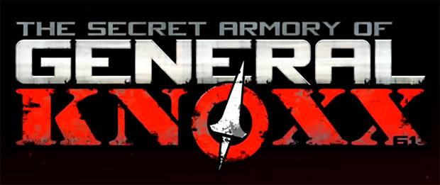 [FS] Borderlands : L'Armurerie Secrète du Général Knoxx