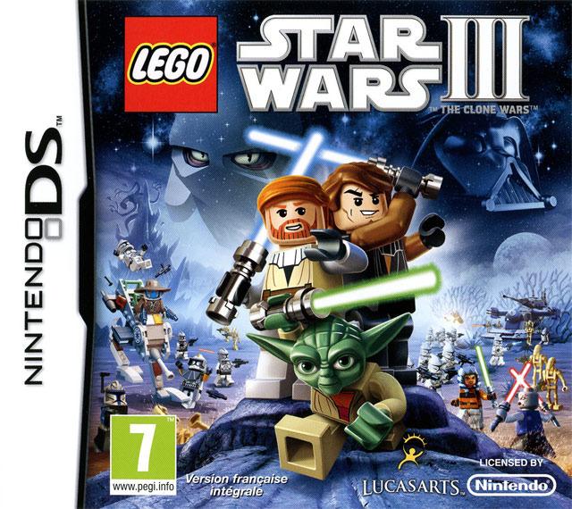 lego star wars iii the clone wars sur nintendo ds jeuxvideocom