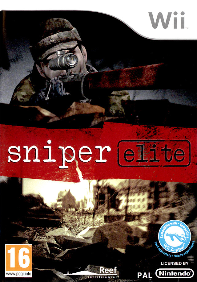 Sniper Elite 2010 MULTI WII Fileserve