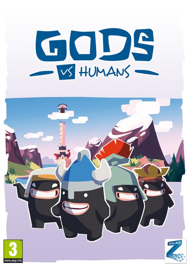 Gods Vs. Humans est à -50% cette semaine...