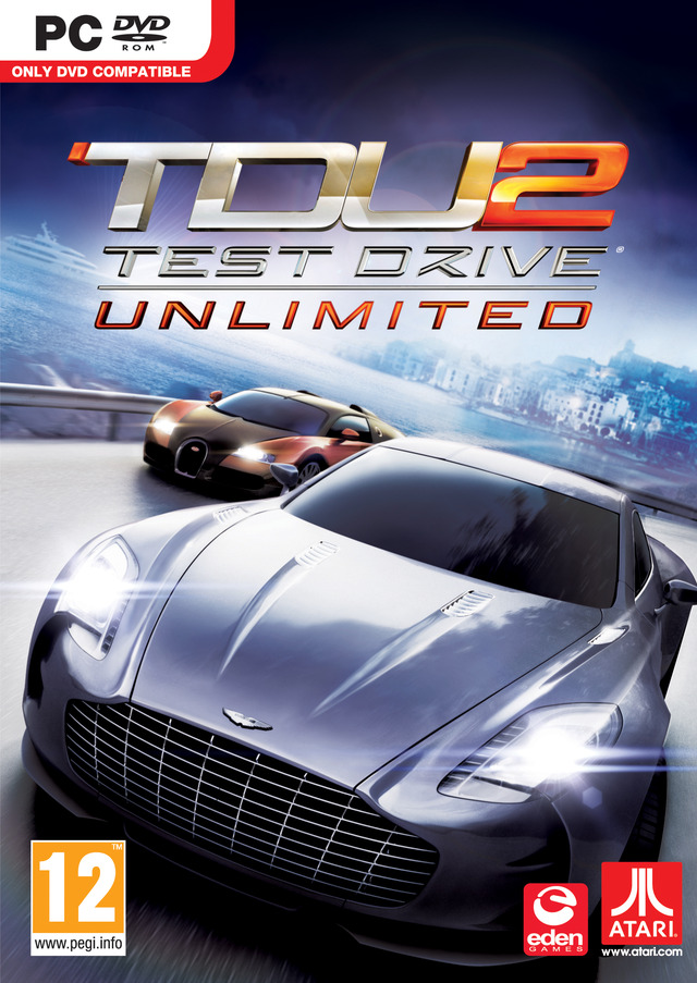 Test Drive Unlimited 2 [HF]