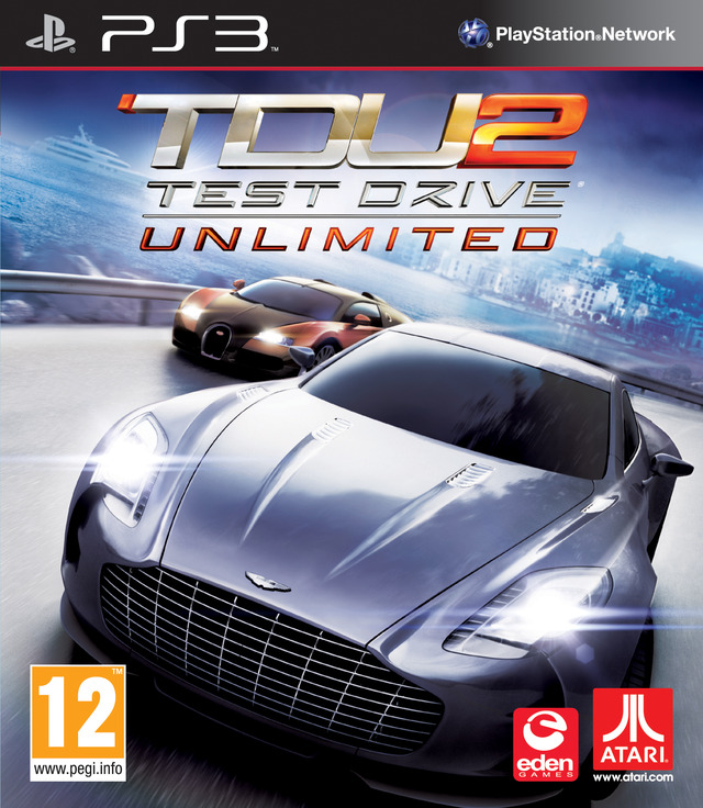 [MULTI] Test Drive Unlimited 2 EUR JB PS3-ABSTRAKT
