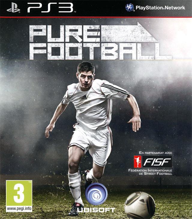 pure football sur playstation 3. Black Bedroom Furniture Sets. Home Design Ideas