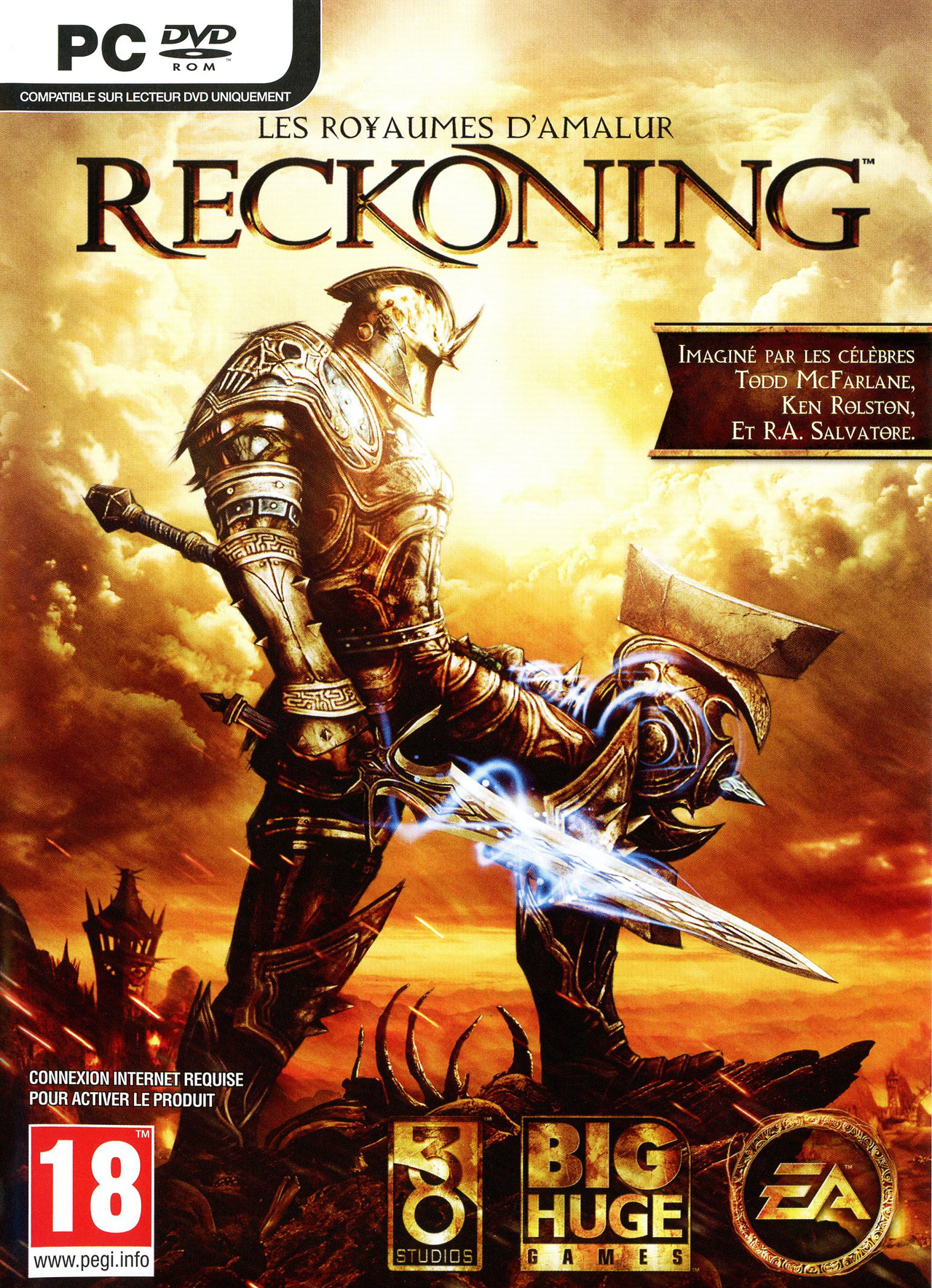 Kingdoms of Amalur Reckoning MULTi5 [FR] (exclue) [MULTI]