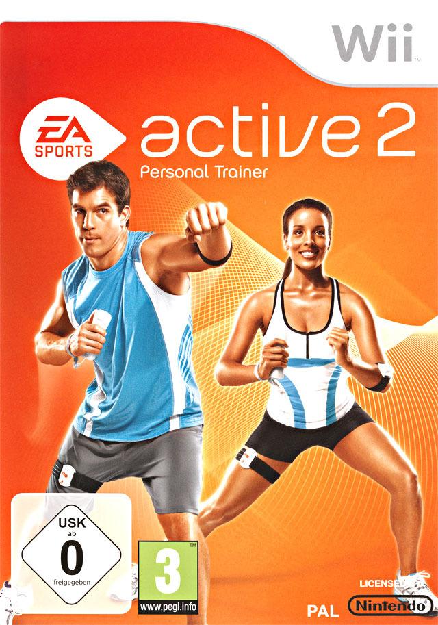EA Sports Active 2 [USA ENG] [FS]