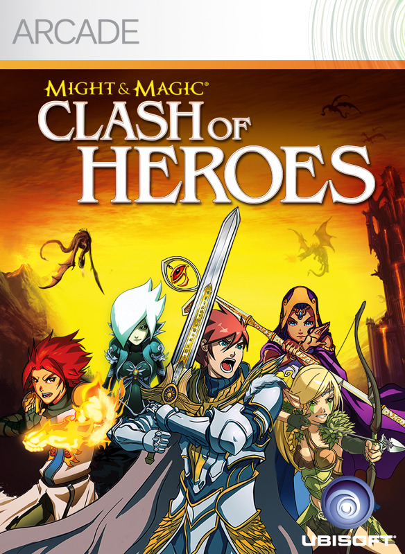 Might and Magic Clash of Heroes v1.0.0.2 multi8 cracked READ NFO (exclue) [FS][US][WU]